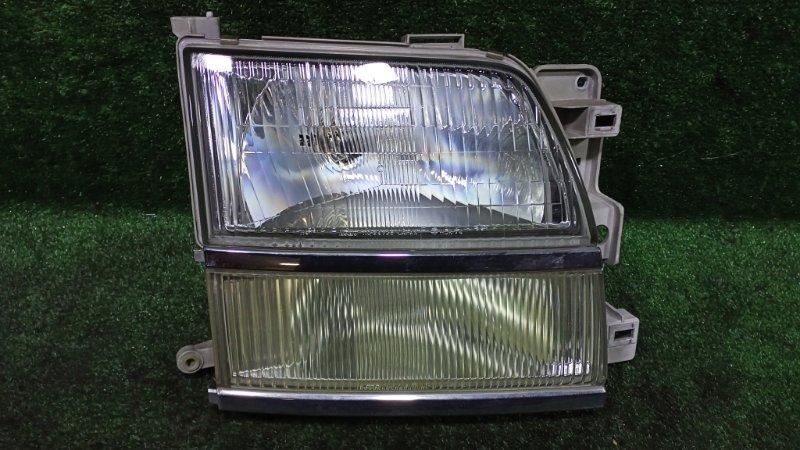 Фара Nissan Elgrand AVWE50 QD32ETI 1997 передняя правая (б/у)