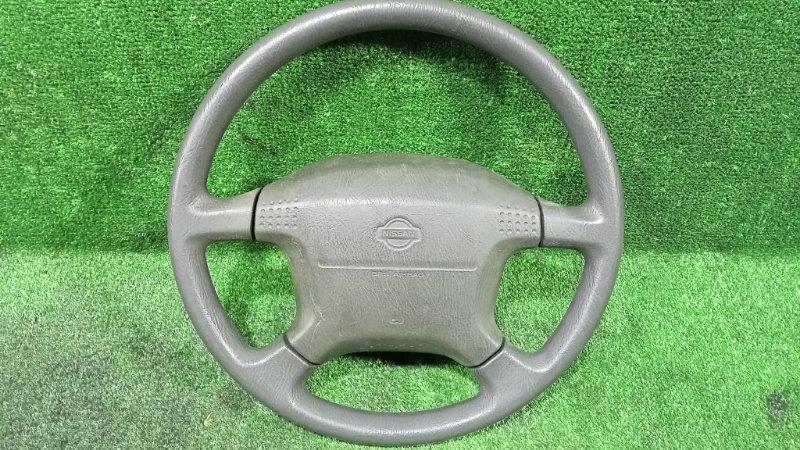 Руль с airbag Nissan Elgrand AVWE50 QD32ETI 1997 (б/у)