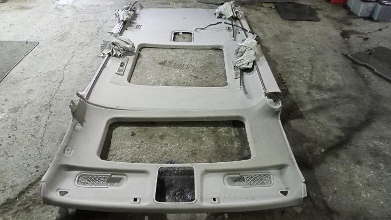 Обшивка потолка Nissan Elgrand AVWE50 QD32ETI 1997 (б/у)