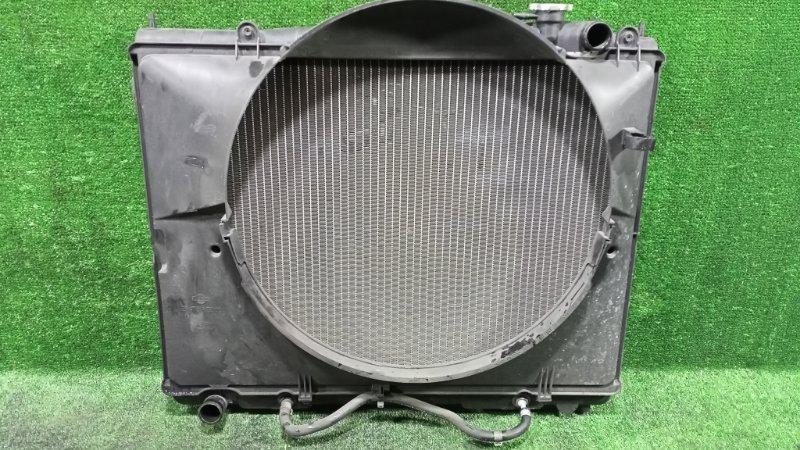 Радиатор основной Nissan Elgrand AVWE50 QD32ETI 1997 (б/у)
