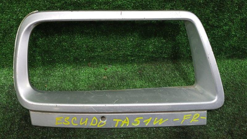 Очки на фары Suzuki Escudo TA11W H20A передние правые (б/у)