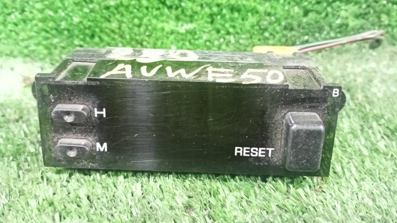 Часы Nissan Elgrand AVWE50 QD32ETI 1999 (б/у)
