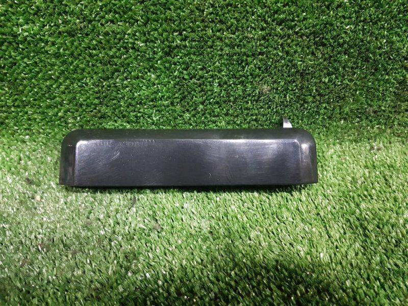 Ручка двери внешняя Nissan Terrano WHYD21 передняя левая (б/у)