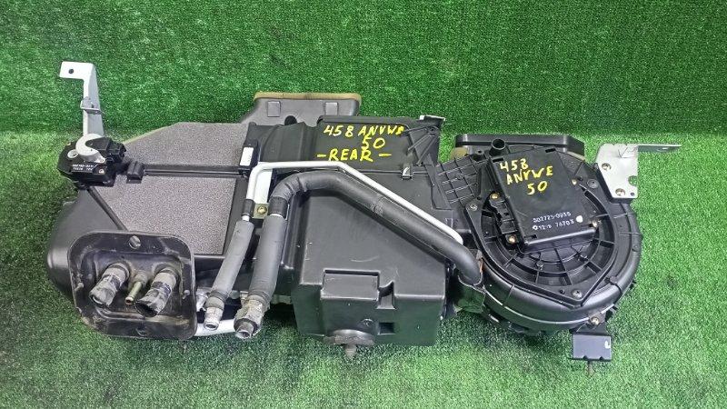 Печка Nissan Elgrand AVWE50 QD32ETI 1997 задняя (б/у)