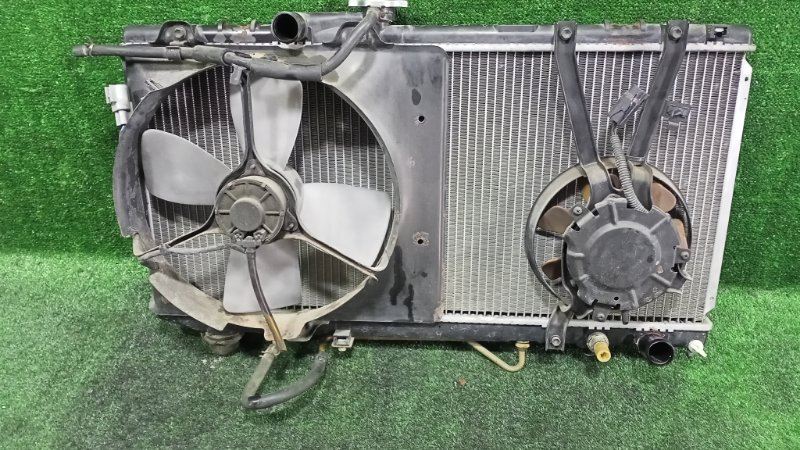 Радиатор основной Toyota Celica ST183 3SGE 1989 (б/у)