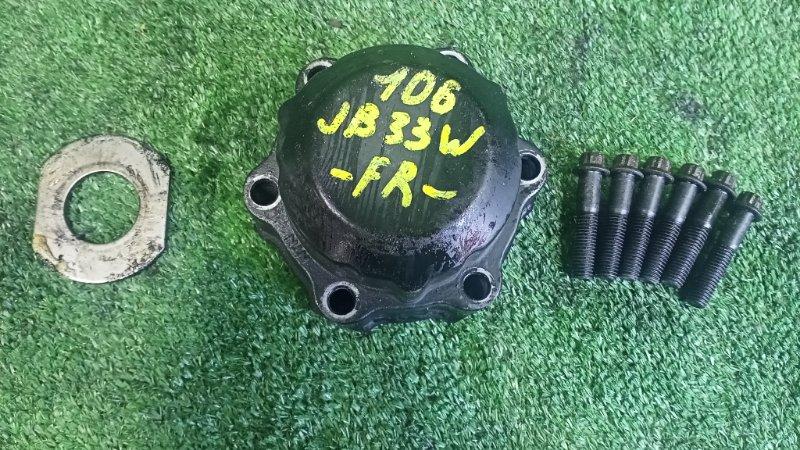 Lock Suzuki Jimny Wide JB33W G13B 1998 передний правый (б/у)