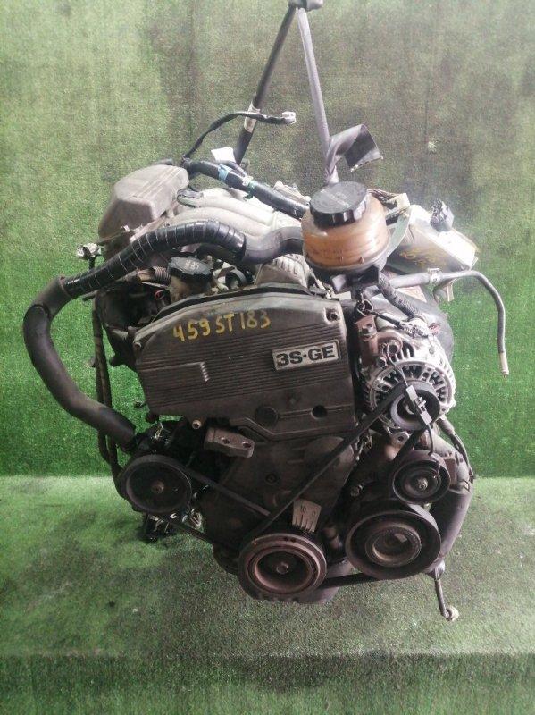 Двигатель Toyota Celica ST183 3SGE 1989 (б/у)