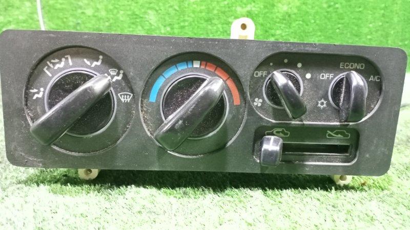 Блок управления климат-контролем Mitsubishi Pajero V21W 4G64 1998 (б/у)