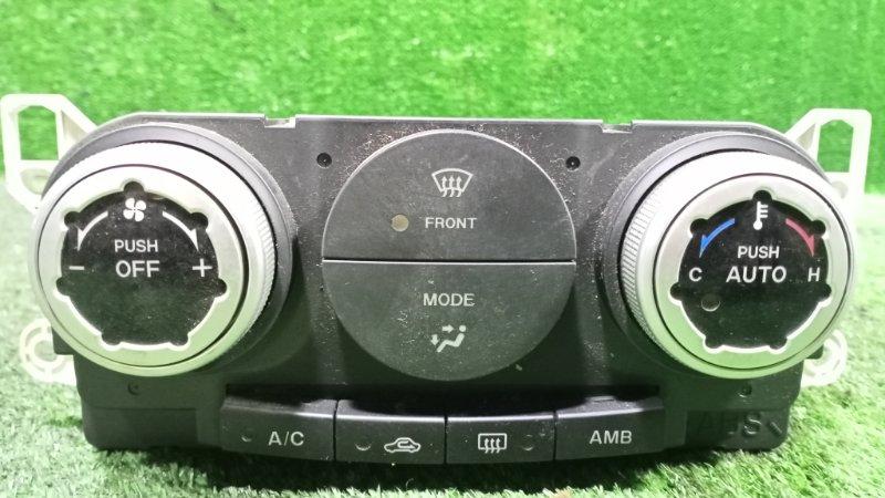 Блок управления климат-контролем Mazda Cx-7 ER3P L3VDT 2006 (б/у)