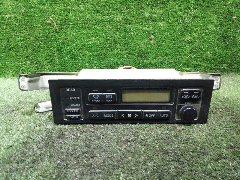Блок управления климат-контролем Toyota Granvia KCH16W 1KZTE 1996 (б/у)