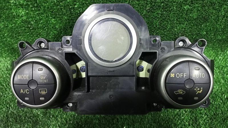 Блок управления климат-контролем Daihatsu Bego J210G 3SZVE 2006 (б/у)