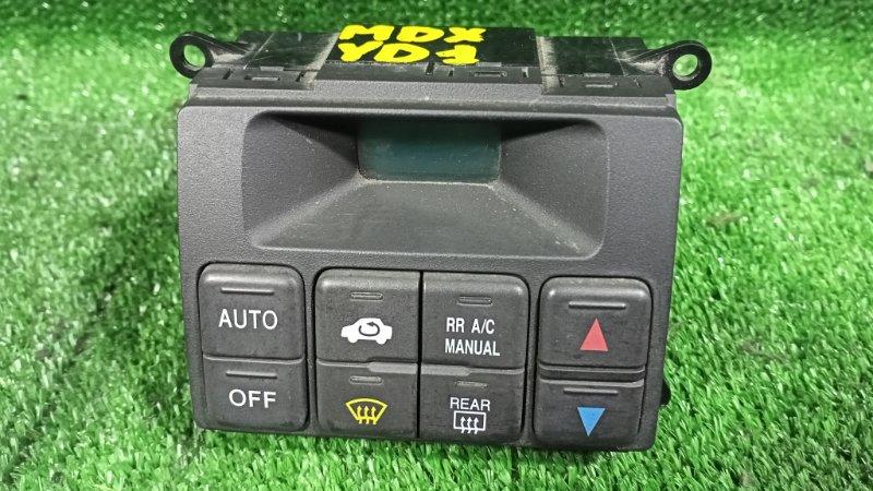 Блок управления климат-контролем Honda Mdx YD1 J35A 2003 (б/у)
