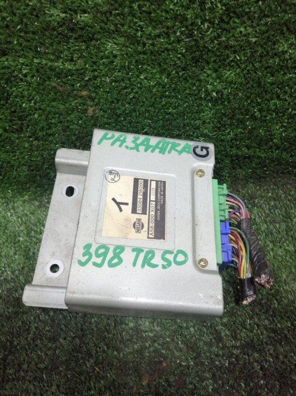 Блок управления акпп Nissan Terrano TR50 ZD30DDTI 2000 (б/у)