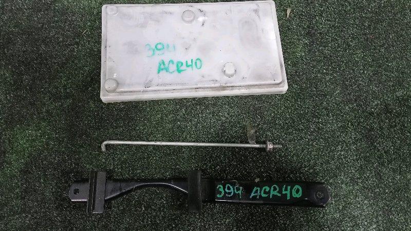 Крепление аккумулятора Toyota Estima ACR40 2AZFE 2001 (б/у)