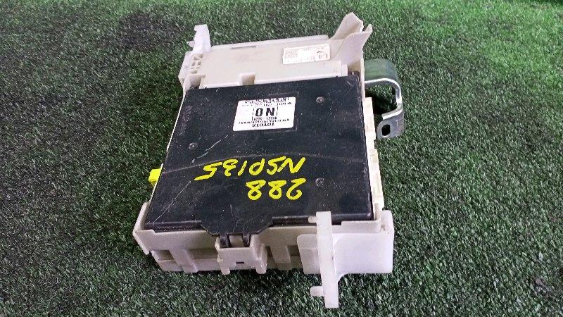 Блок предохранителей Toyota Vitz NSP135 1NRFE 2012 (б/у)