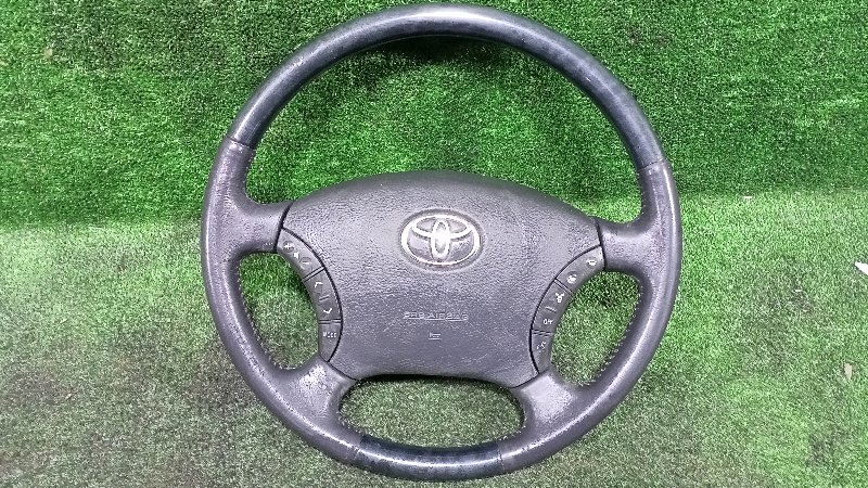 Руль с airbag Toyota Alphard ANH15 2AZFE 2003 (б/у)