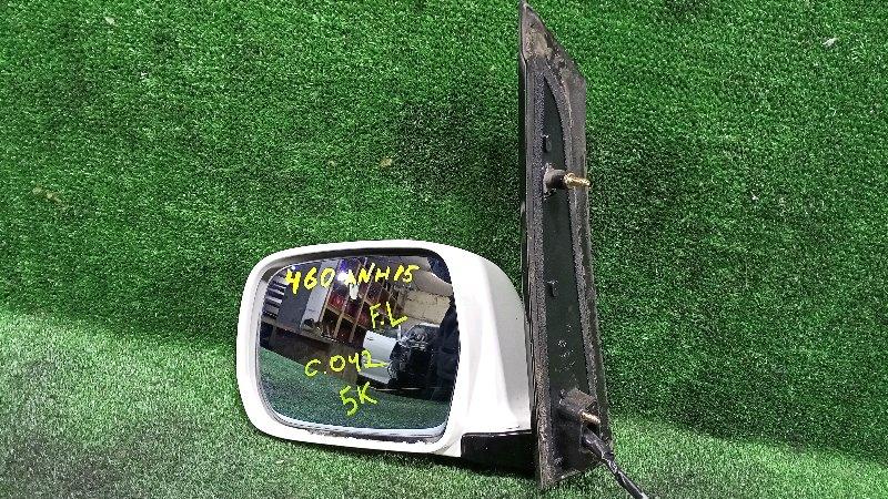 Зеркало Toyota Alphard ANH15 2AZFE 2003 переднее левое (б/у)