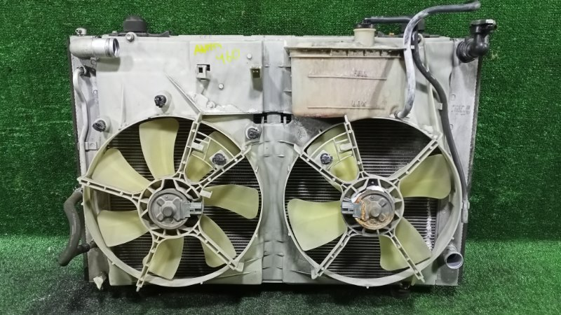 Радиатор основной Toyota Alphard ANH15 2AZFE 2003 (б/у)