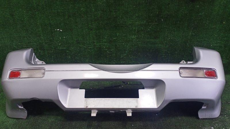 Бампер Daihatsu Terios J100G HCEJ 2000 задний (б/у)