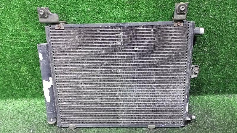 Радиатор кондиционера Daihatsu Terios J100G HCEJ 2000 (б/у)