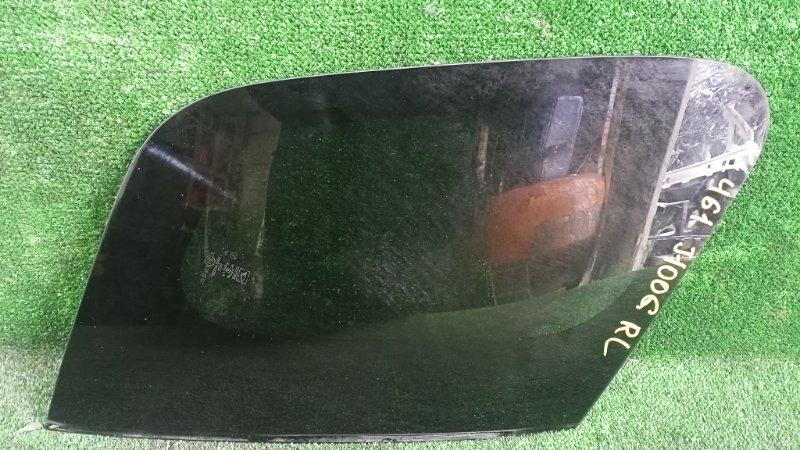 Стекло собачника Daihatsu Terios J100G HCEJ 2000 заднее левое (б/у)