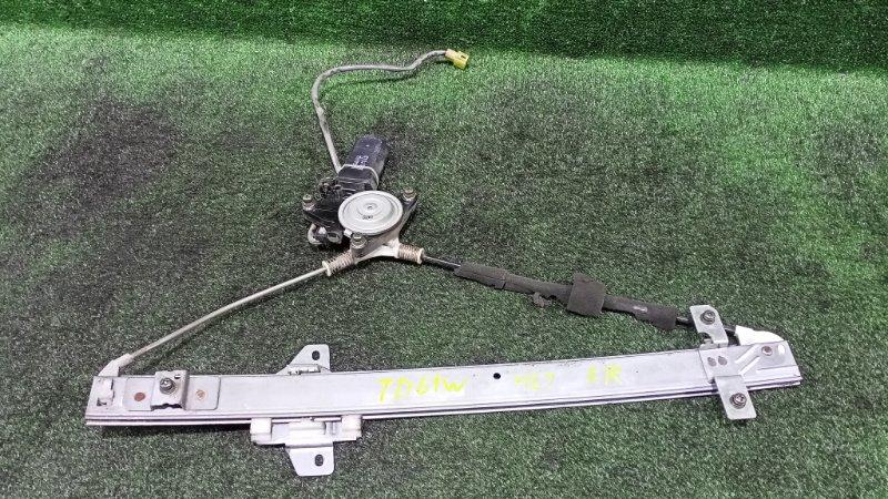 Стеклоподъемник Suzuki Escudo TD61W H25A 1996 передний правый (б/у)