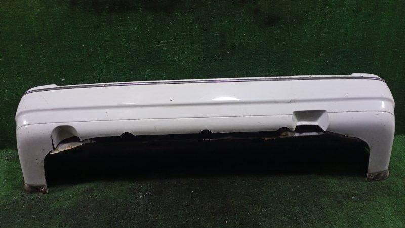 Бампер Suzuki Escudo TD61W H25A 1996 задний (б/у)