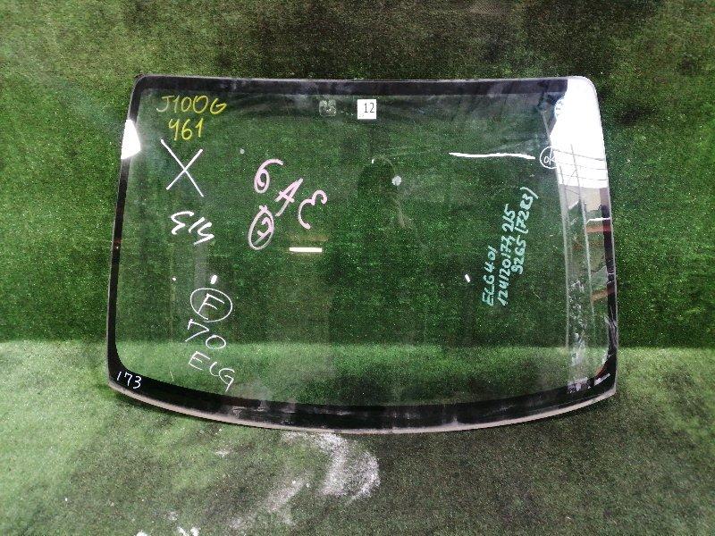 Стекло лобовое Daihatsu Terios J100G HCEJ 2000 переднее (б/у)