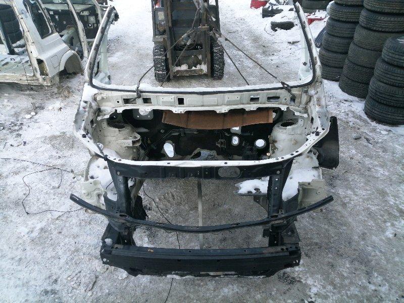 Телевизор Toyota Alphard ANH15 2AZFE 2003 передний (б/у)