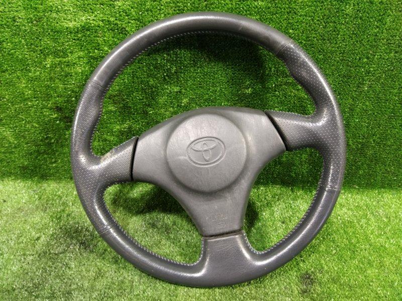 Руль с airbag Toyota Caldina ST215G 3SGTE 1997 (б/у)