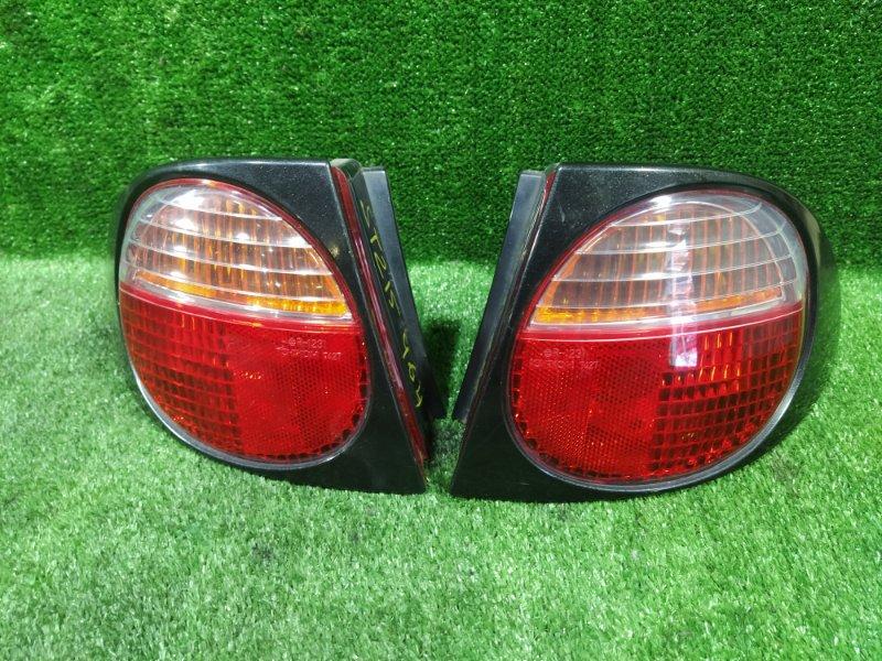 Стоп-сигнал Toyota Caldina ST215G 3SGTE 1997 задний правый (б/у)