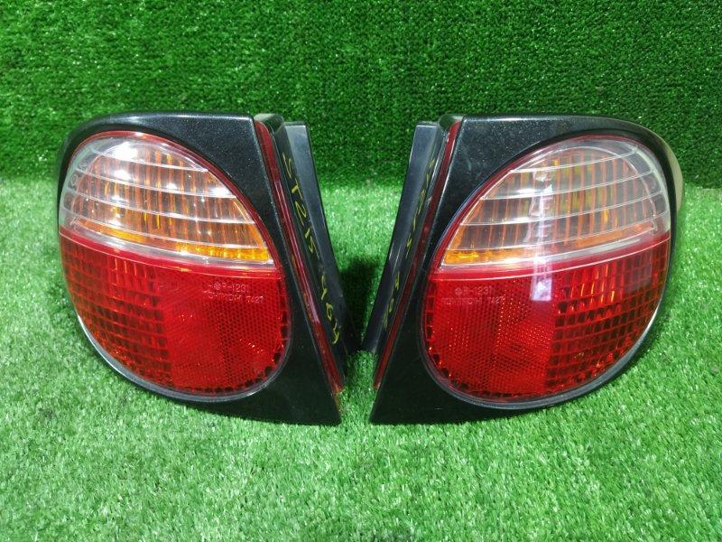 Стоп-сигнал Toyota Caldina ST215G 3SGTE 1997 задний левый (б/у)