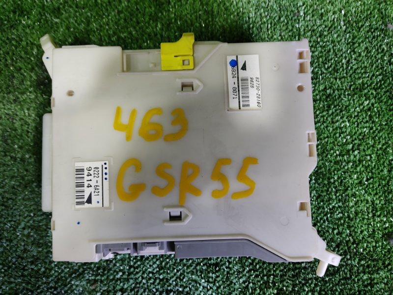 Блок предохранителей Toyota Estima GSR55 2GRFE 2006 (б/у)