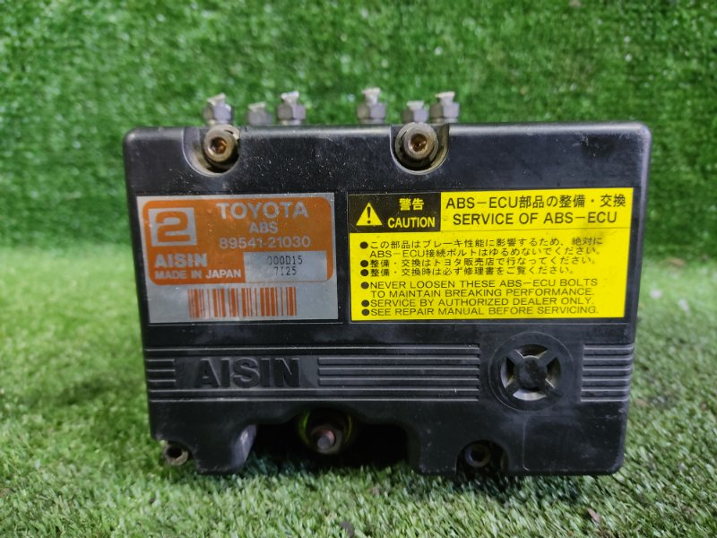 Блок abs Toyota Caldina ST215G 3SGTE 1997 (б/у)