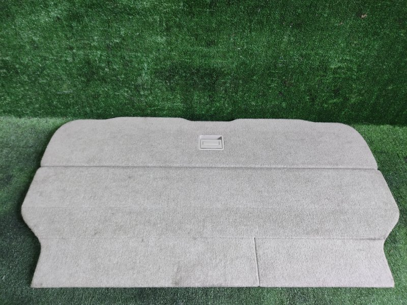 Полка багажника Toyota Estima GSR55 2GRFE 2006 задняя (б/у)