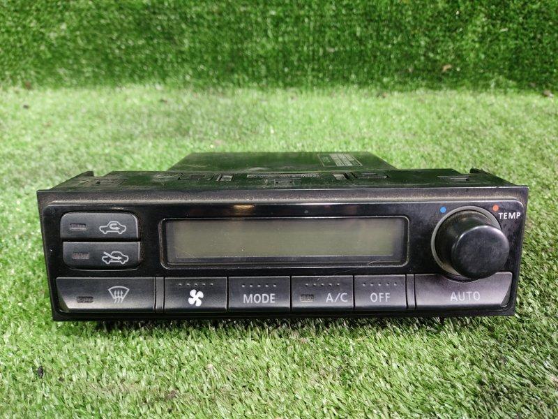 Блок управления климат-контролем Nissan Laurel SC35 RD28 1998 (б/у)