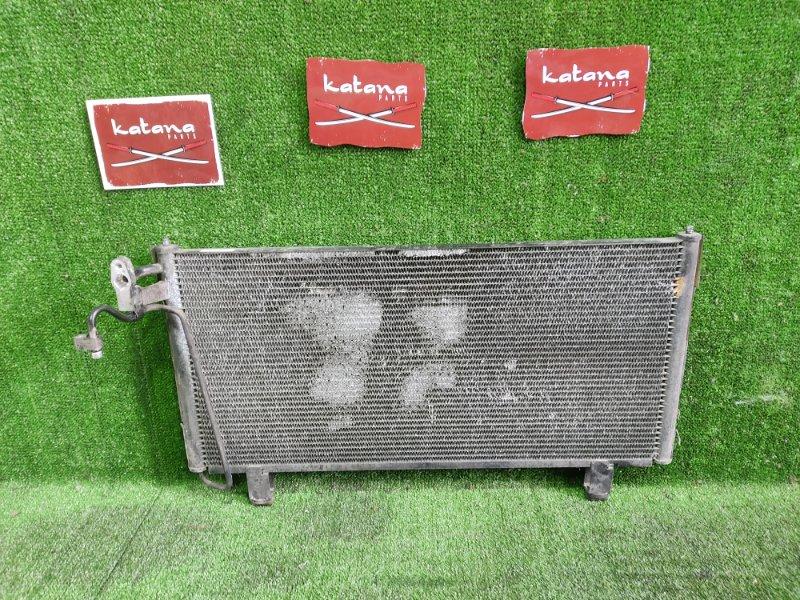Радиатор кондиционера Nissan Laurel SC35 RD28 1998 (б/у)