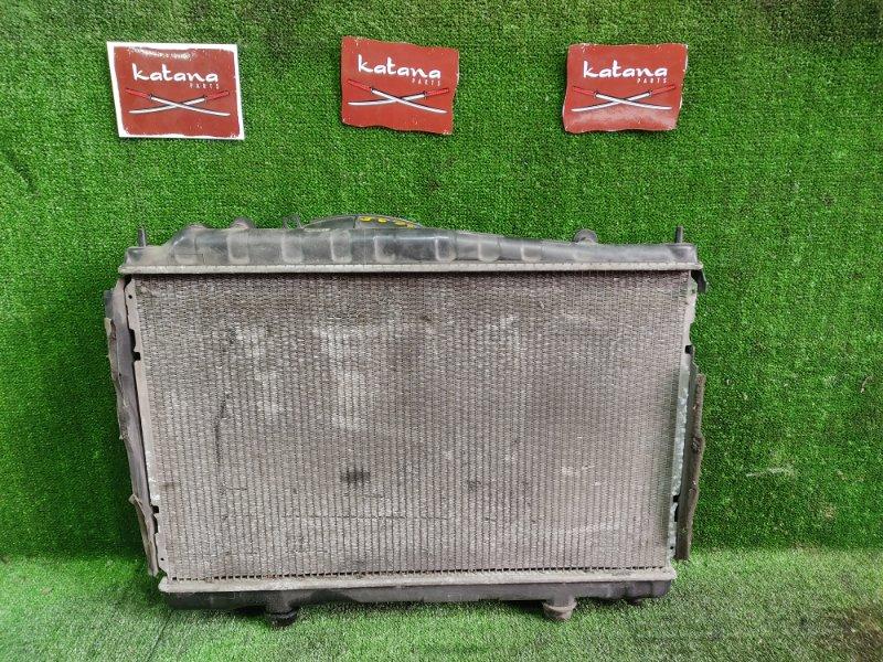 Радиатор основной Nissan Laurel SC35 RD28 1998 (б/у)