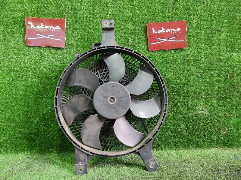 Вентилятор радиатора кондиционера Nissan Laurel SC35 RD28 1998 (б/у)