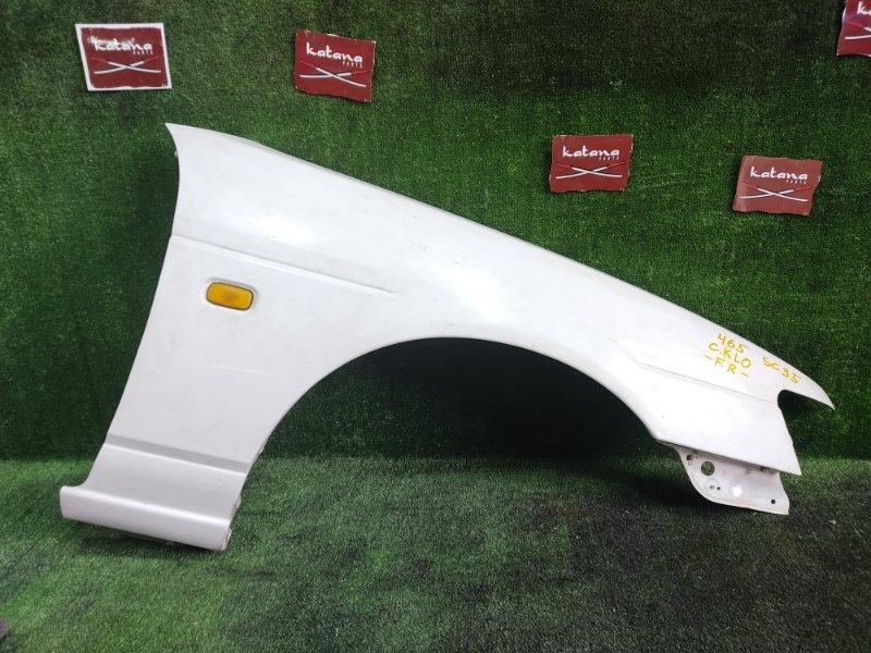 Крыло Nissan Laurel SC35 RD28 1998 переднее правое (б/у)