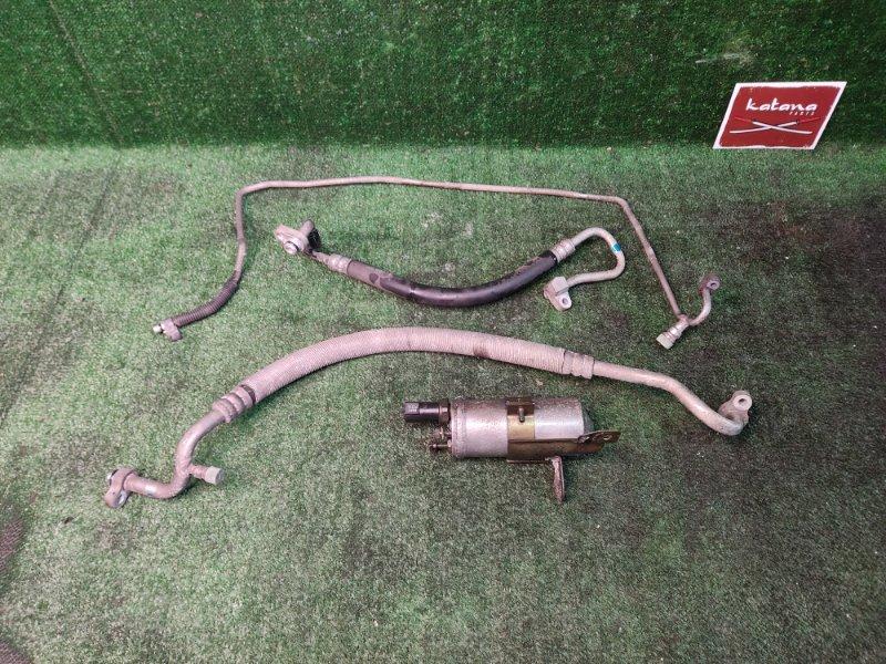 Трубки кондиционера Nissan Laurel SC35 RD28 1998 (б/у)