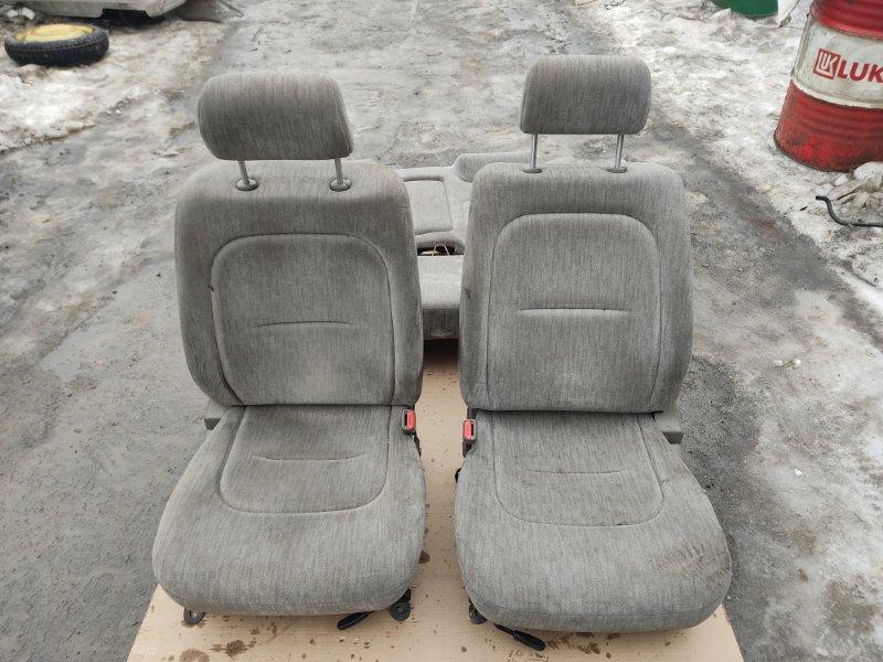 Сидения комплект Nissan Laurel SC35 RD28 1998 (б/у)