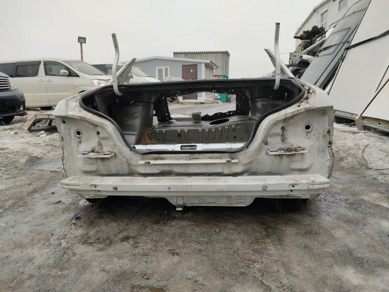 Задняя часть а/м Nissan Laurel SC35 RD28 1998 задняя (б/у)