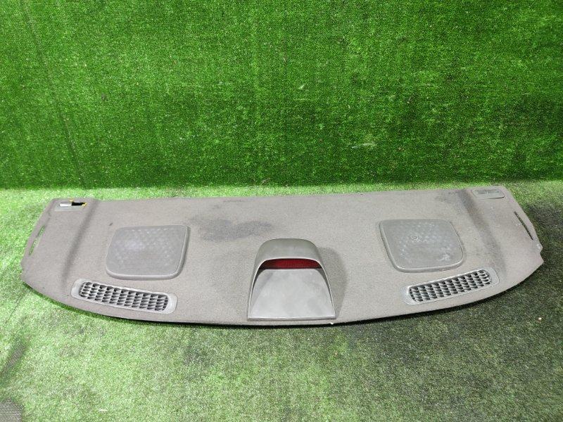 Полка багажника Nissan Laurel SC35 RD28 1998 задняя (б/у)