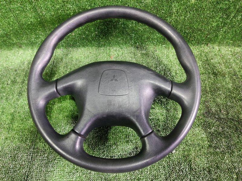 Руль с airbag Mitsubishi Delica PD6W 6G72 1999 (б/у)