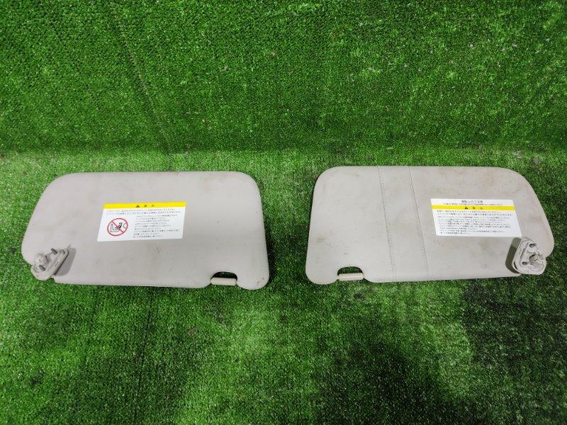 Козырек солнцезащитный Nissan Leaf ZE0 EM61 2011 (б/у)
