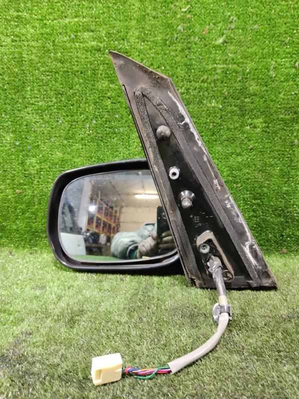 Зеркало Toyota Ipsum ACM26 2AZFE 2002 переднее левое (б/у)