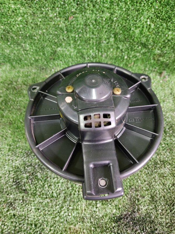 Мотор печки Mitsubishi Delica PD6W 6G72 1999 передний (б/у)