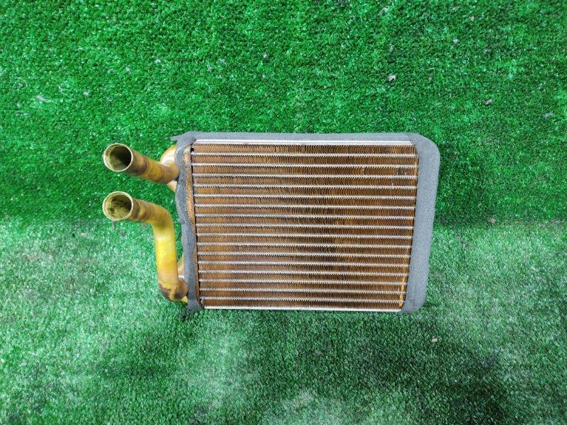 Радиатор печки Mitsubishi Delica PD6W 6G72 1999 (б/у)