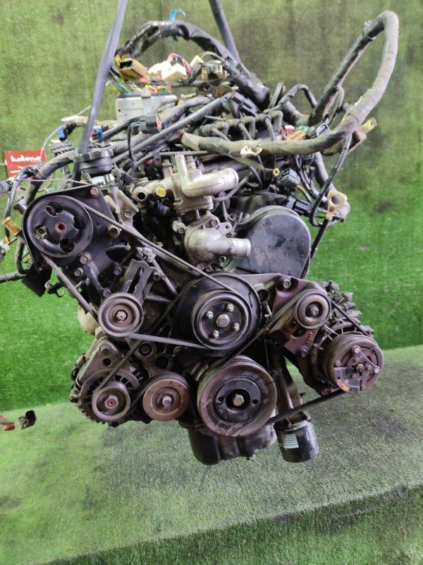 Двигатель Mitsubishi Delica PD6W 6G72 1999 (б/у)